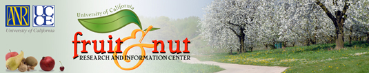Fruit and Nut Research and Information Center Home Page